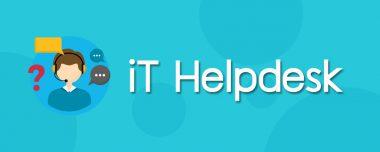 iT Helpdesk